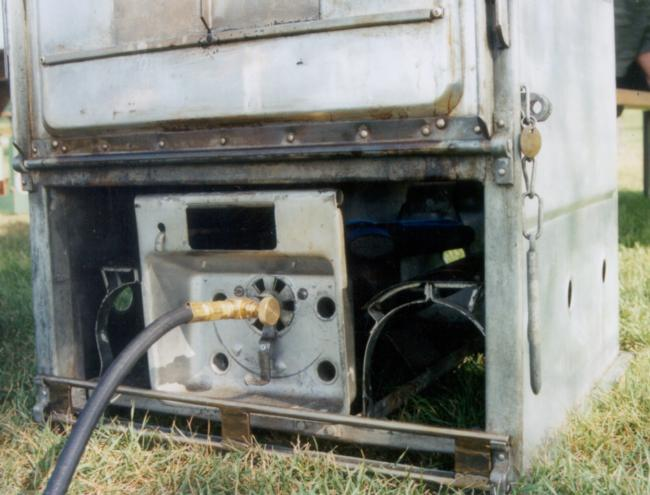 Converting an M1937 Fire Unit to Propane: Safety Tests (Part 7)