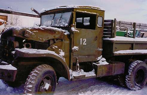 Purchasing A M211 2 1 2 Ton Truck And Getting It Home