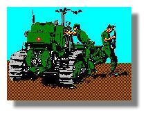 The Seabee Bulldozer