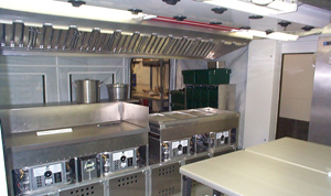More Cooked Meals Containerized Kitchen Exceeds Army S